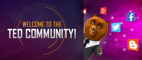 Welcome to the Ted Bingo Community!