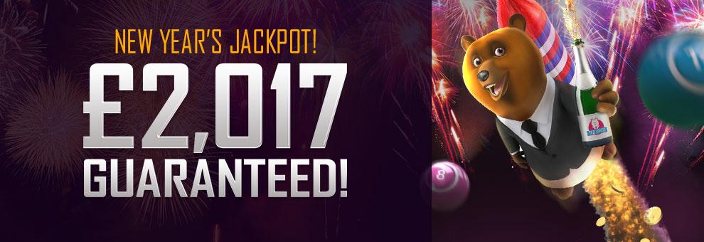 New Year's Jackpot