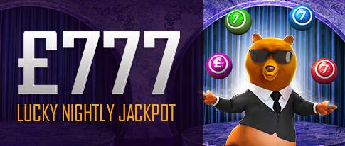 £777 Jackpot Room