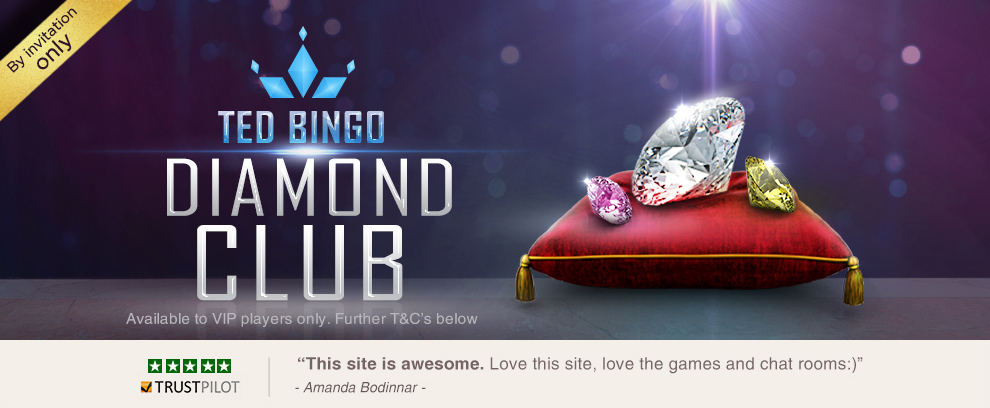 Ted Bingo Diamond Club