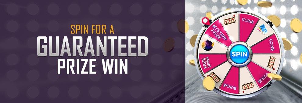 Guaranteed Prize Win