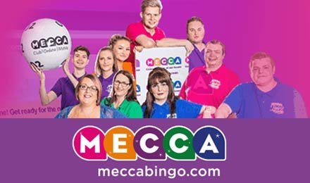 Mecca Bingo Online