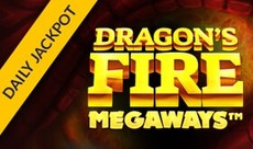 Dragon's Fire Megaways Daily Jackpot