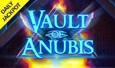 Vault of Anubis Daily Jackpot